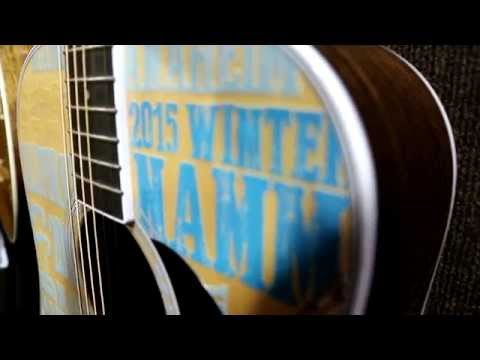 NAMM 2015 - MARTIN GUITARS - Booth Walkthrough