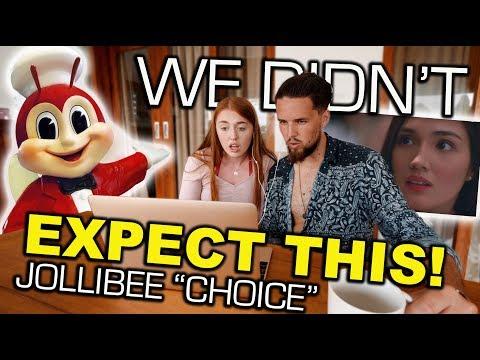 British Couple React To JOLLIBEE VALENTINE ADVERT Kwentong 2019