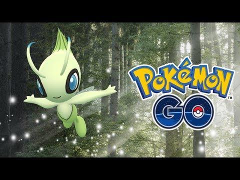 CELEBI LIBERADO MUNDIALMENTE! E O ÚLTIMO TITÃ TAMBÉM!    Pokémon Go  PokeNews