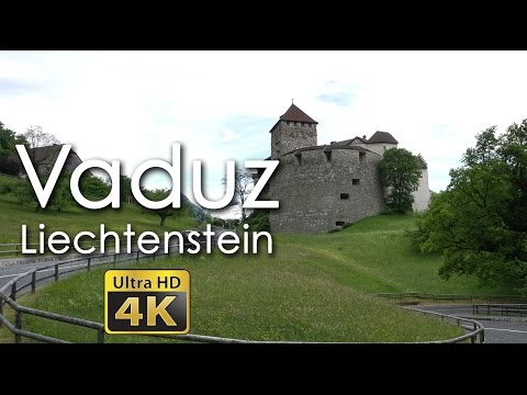 Vaduz Liechtenstein - Things to See an Do