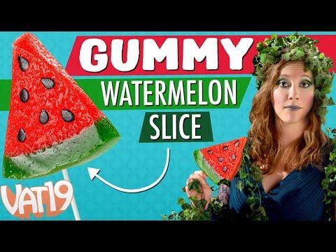 The Giant Gummy Watermelon Slice