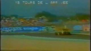 """Piquet should retire"" - 1987 French Grand Prix"