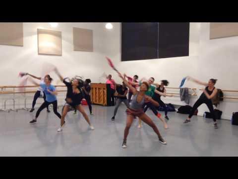 'Bring The Beat' by Machel Montano + Tessanne Chin - Soca Dance CHOREO by Candace Thompson