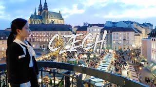 크리스마스 체코 커플 여행 영상 (Travel Vid…