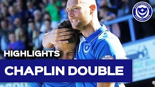 Highlights: Portsmouth 3-1 Barnet