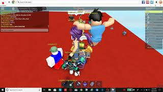 This is a server on roblox that you can ask players to subscribe to you
