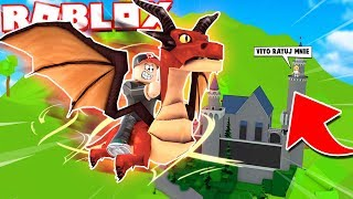 SMOKI W ROBLOX!!! (Roblox Dragon Keeper) Vito i Bella
