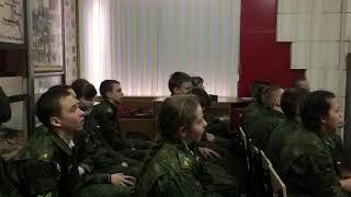 """Открытый урок у 7К. 11 марта. """"Русский Крым и Севастополь"""""""
