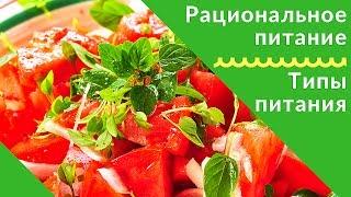 Рациональное питание (Правильное питание для похудения)