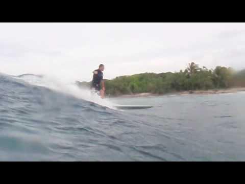 Surfing Marshall Islands