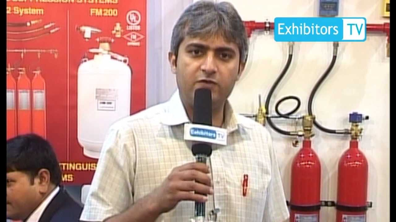 NAFFCO - Think Safety, Think NAFFCO! (Exhibitors TV @ 8th Safe Secure  Pakistan)