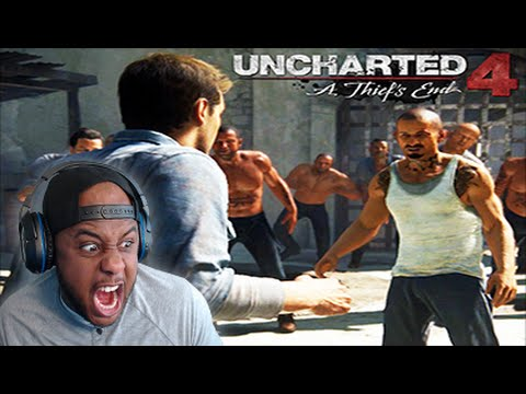 I GOT INTO A FIGHT! | Uncharted 4