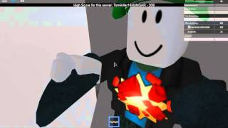 ROBLOX Paranormal. 1 part. I already have a brain with this embr!