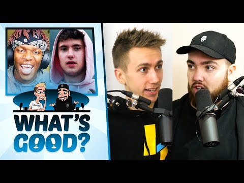 The KSI Vs Quadeca Diss Tracks - What's Good?