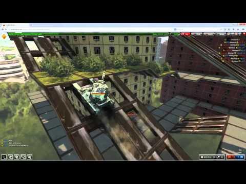 TankiOnline Epic Battle - Skyscraper
