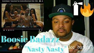 """Boosie Badazz - Nasty Nasty"""" feat. Mulatto REACTION"""