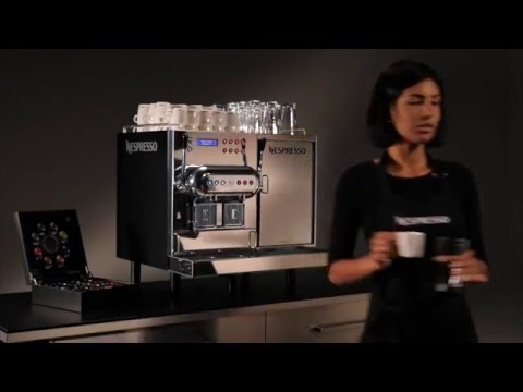 Nespresso Aguila 220 - How to manage the End of Day Cleaning