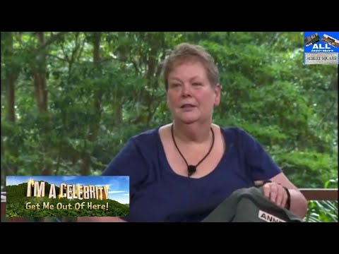 Anne Hegerty Fifth Out Of The Jungle 2018+ Best Bits  Must Watch