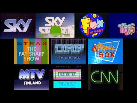 Svensk kabel-TV/Swedish Cable TV (juli-september 1987)