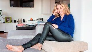 Marcela Carvajal y su casa de buena energía