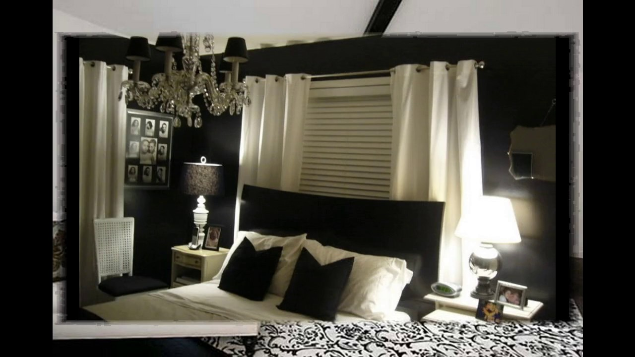 Ideas de dise o de dormitorio de muebles negro youtube for Casas de muebles en montevideo