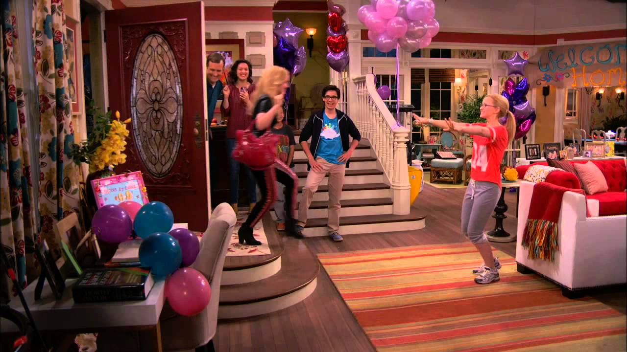 Twin A Rooney Clip Liv And Maddie Disney Channel