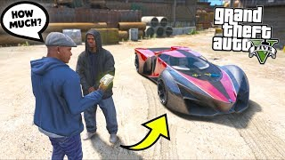 This guy sold me his X80 Proto for THIS MUCH!! (GTA 5 Mods - Evade Gameplay)
