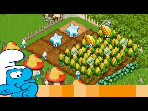 Smurfs' Village and the Magical Meadow -...