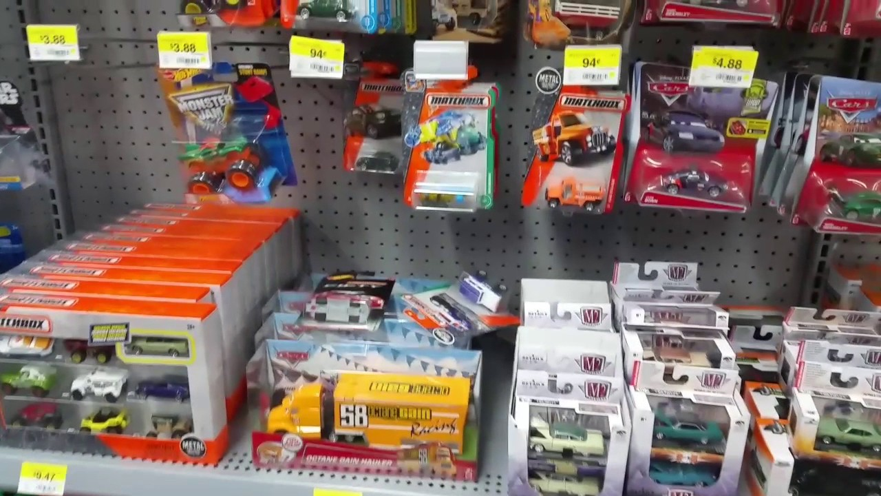 Walmart Toys Clearance : Walmart run toy aisle clearance hot wheels and matchbox youtube