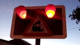 Level Crossing - Wexford Town, Ireland