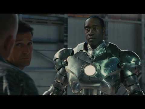 Iron Man 2 (2010) Deleted Scene - War Machine