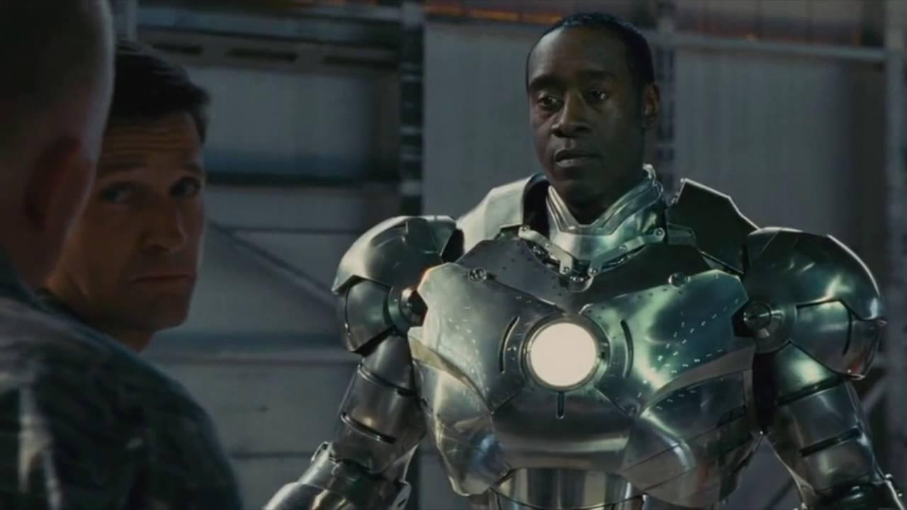 Iron Man 2 Schauspieler