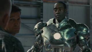 Iron Man 2 (2010) Deleted Scene  War Machine