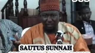 Repeat youtube video 11Tafsir 2012(Suratul Furqan)-Sheikh Kabir Haruna Gombe