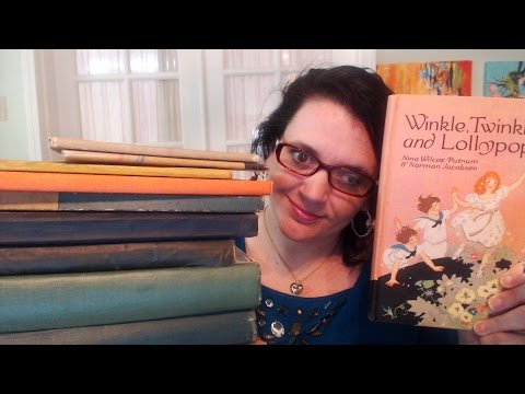 Antique and Vintage Children's Literature Book Haul LOVE LOVE