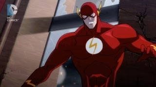 SDCC 2013: Justice League: The Flashpoint Paradox