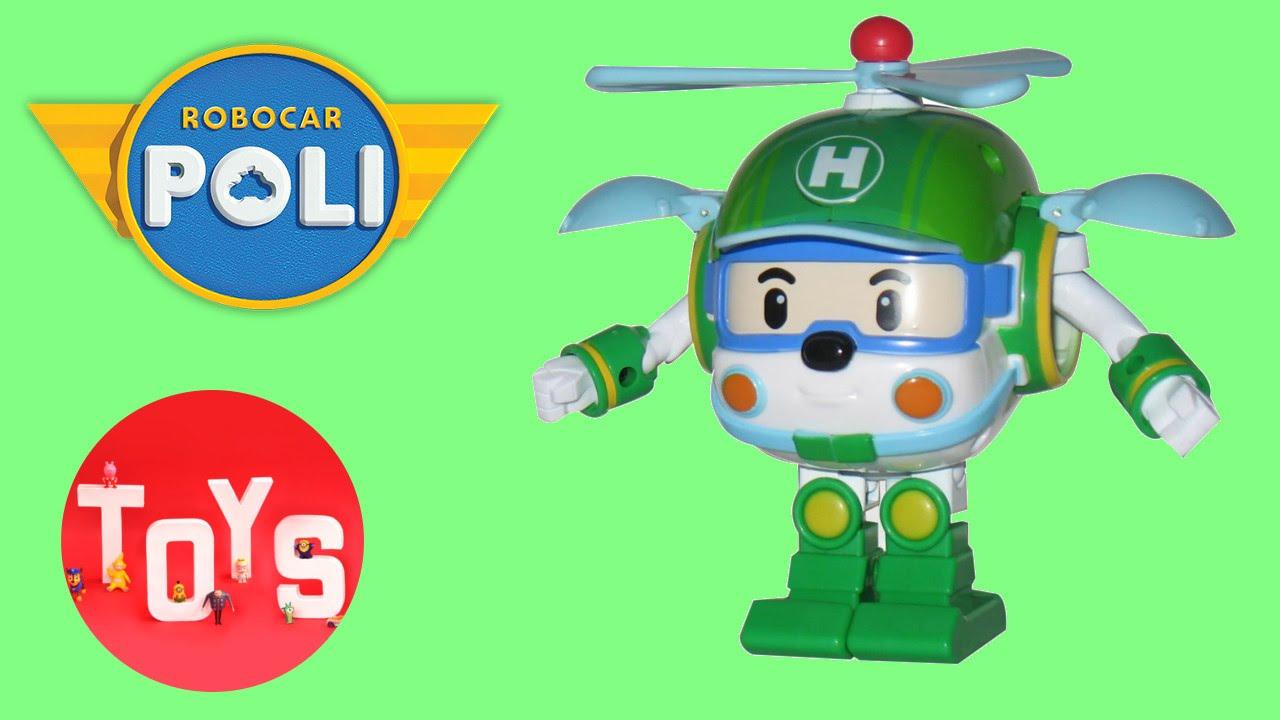 Robocar poli toys transforming heli toy robot top toys for 2016 youtube - Robocar poli heli ...