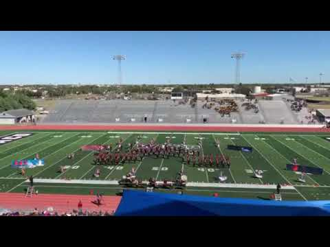 Victoria East High School Titan Band 2019 Halftime Show