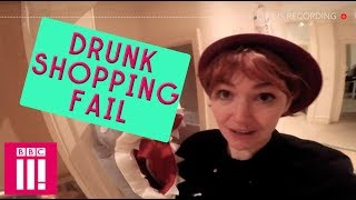 Elf Lyons gives us a run-down of things she's bought when she's had...