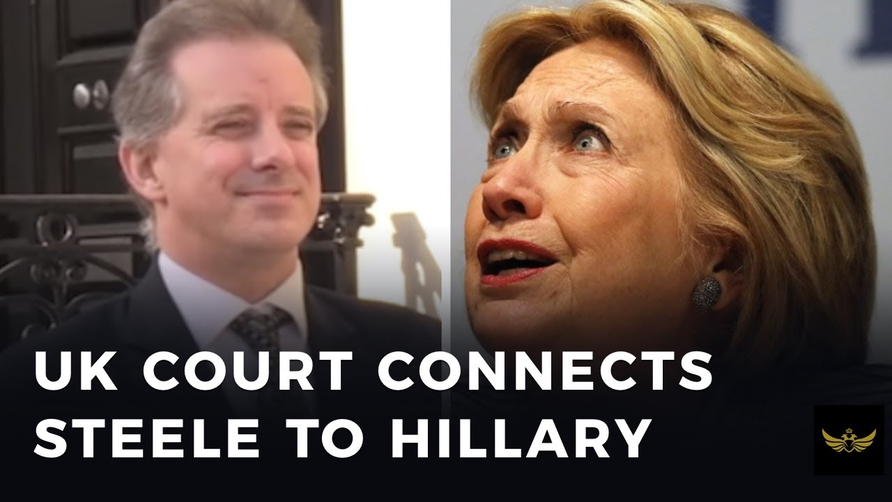 UK court TRASHES Steele, says former spy clearly worked for Hillary Clinton
