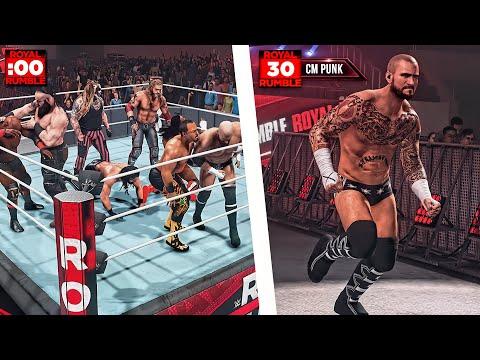 Memorable Royal Rumble
