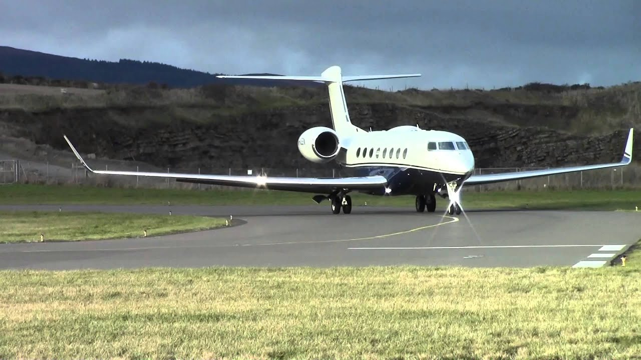Gulfstream 650 Certification