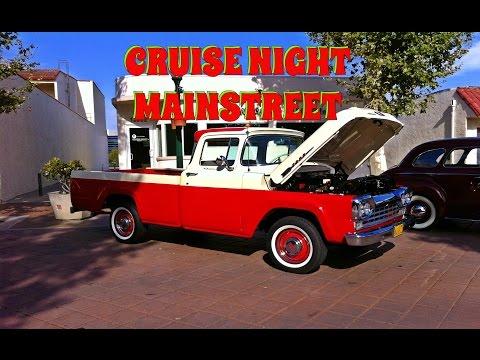 Historic Main Street Cruise Night