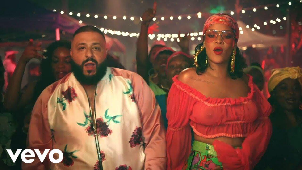 Download DJ Khaled - Wild Thoughts ft. Rihanna, Bryson Tiller (Behind the scene 2017)