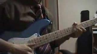 Marcus Miller - Run for cover Cover slap bass