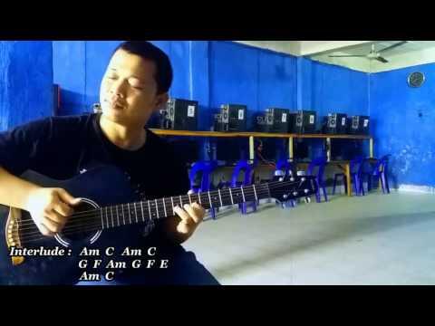 (Tipe-X) Selamat Jalan - NieL Fingerstyle Guitar Cover (Labusel)