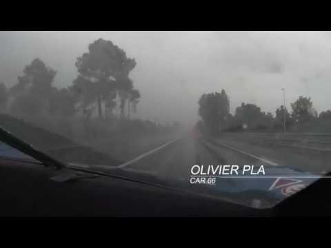 2016 Le Mans 24 Hours - Ford #66 Onboard Racestart (14:49-19:07)