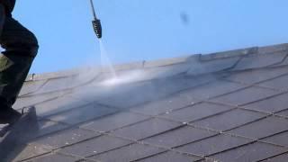 www Vapost cz   Renovace a nátěry střech  Číštění eternitové střechy
