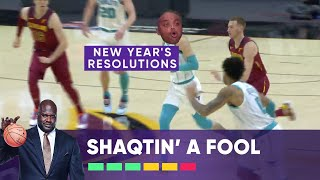 2021 New Year's Resolution: More Shaqtin | Shaqtin' A Fool Episode 2