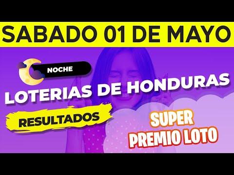 Sorteo 8PM Super Premio Loto De Hoy Sábado 1 De Mayo Del 2021 | Ganador 😱🤑💰💵